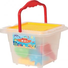 balde de praia amarelo 01
